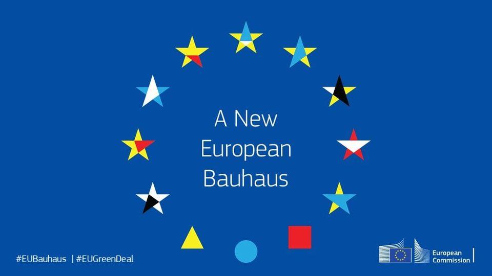 """Επίσημη έναρξη της ευρωπαϊκής πρωτοβουλίας """"Bauhaus"""""""