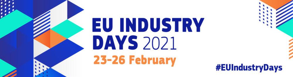 Ευρωπαϊκές Ημέρες Βιομηχανίας 2021