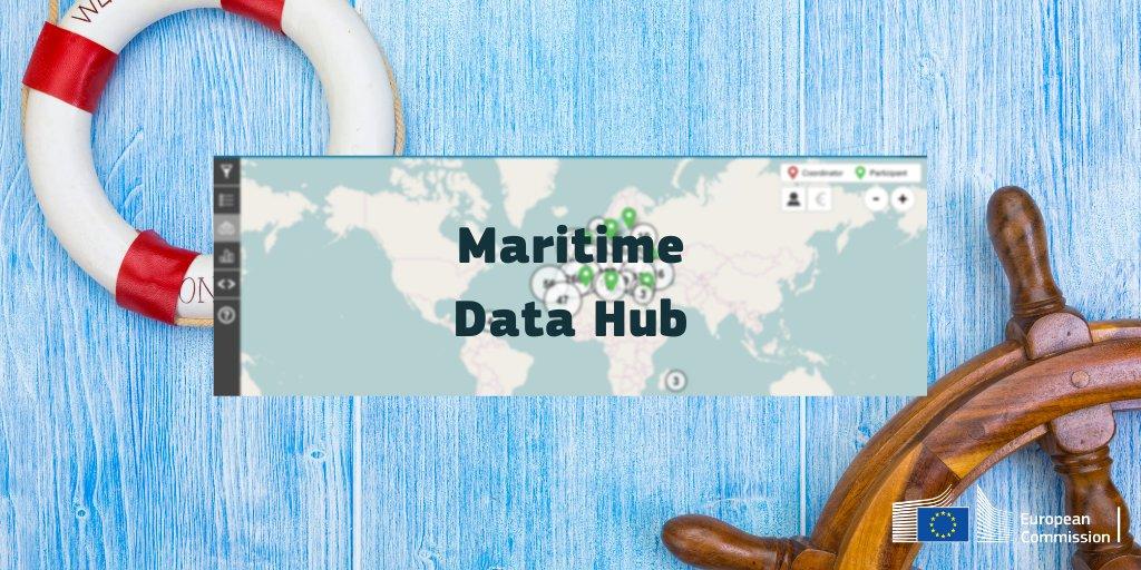 Δημοσιεύτηκε η πλατφόρμα Maritime Datahub