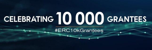 Εορτασμός για τη συμπλήρωση 10.000 δικαιούχων του Ευρωπαϊκού Συμβουλίου Έρευνας